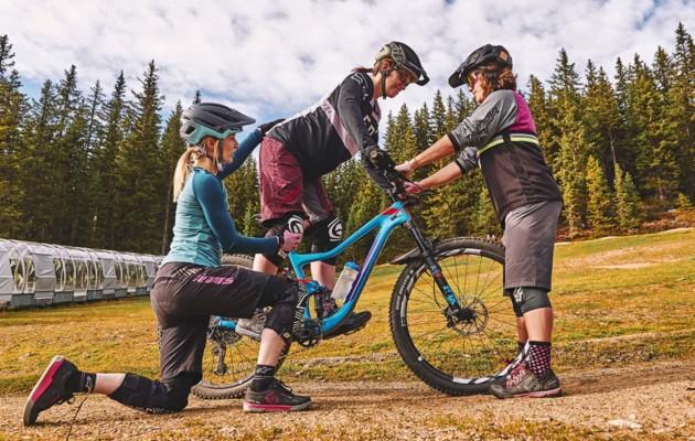 Bike School Pekoll Kurs Ride 1