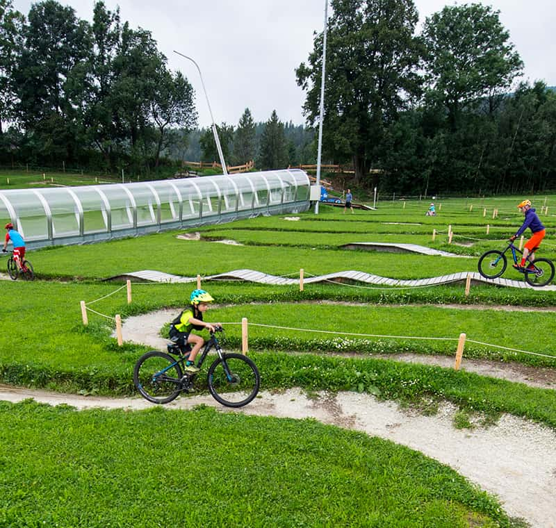 Wexl Trails Mini Bikepark